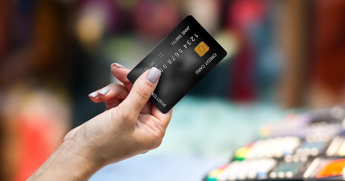 Cartão de crédito BV