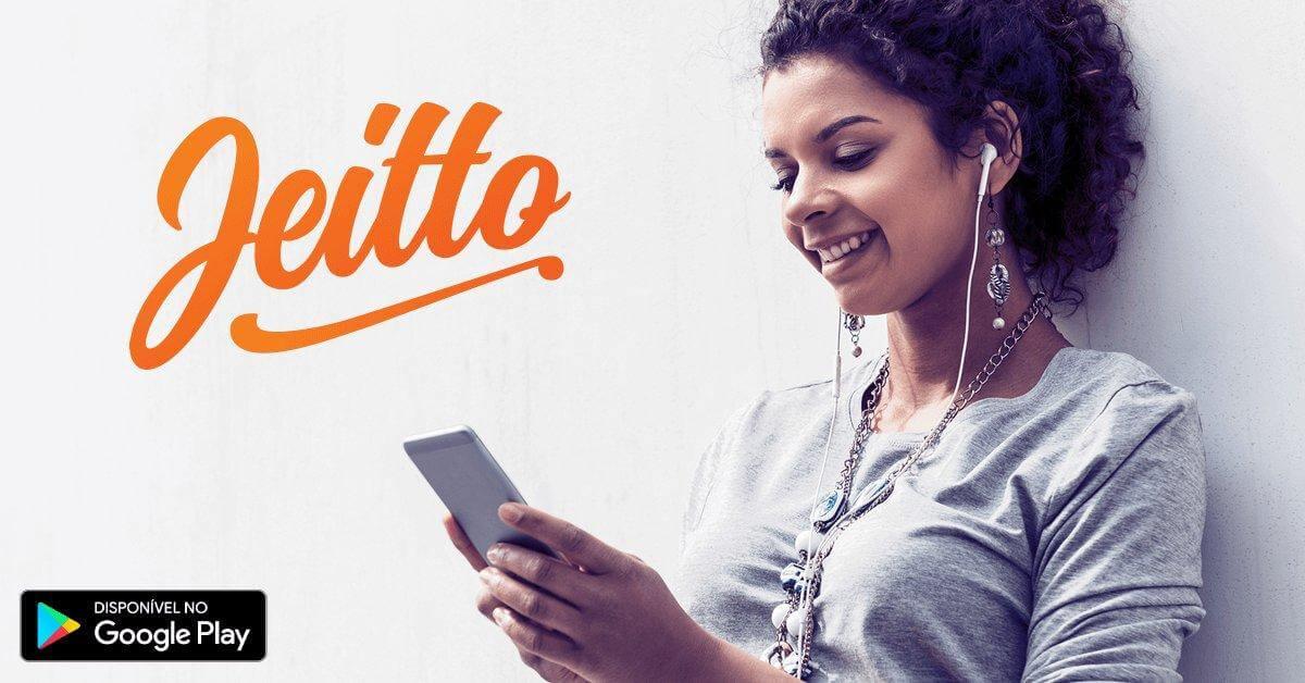 Conheça o empréstimo online SEM JUROS da Jeitto
