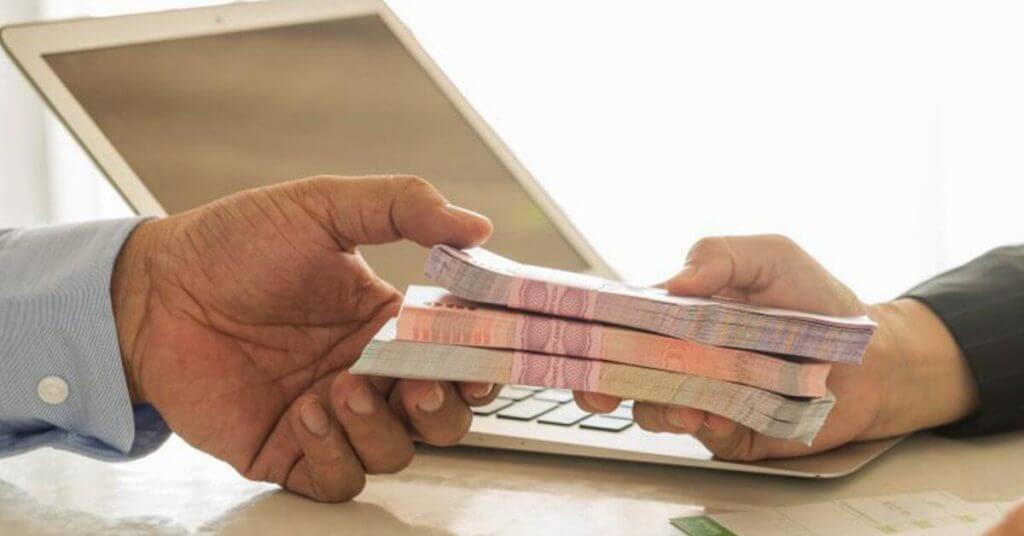 empréstimo online da Geru