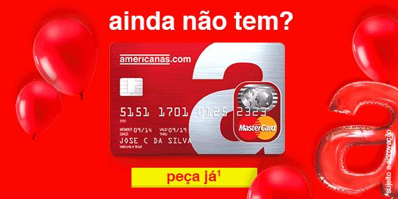 cartão de crédito Americanas.com Visa