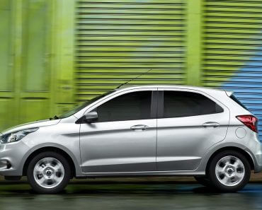 Financiamento Ford Ka
